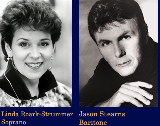 Linda Roark-Strummer and Jason Stearns